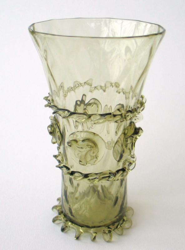 """Waldglas /""""Gothisches Glas/""""  Exklusive hochwertige meisterliche Replika"""