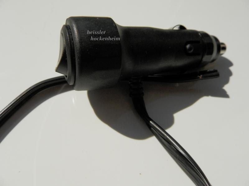 Sicherung Stecker Schalter On OFF MwSt Zigarettenanzünder AN AUS