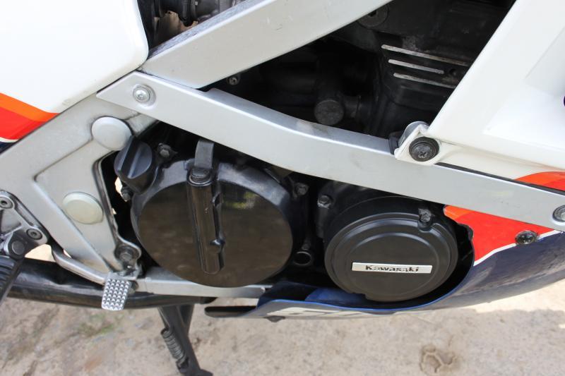 Kawasaki Gpz 600r F R Bastler Optisch Sch Ner Zustand Von